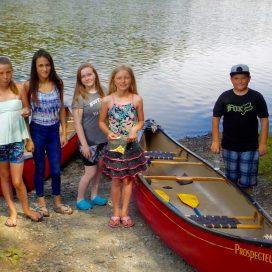 Adventure Canoe Day Trip