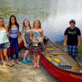 Adventure Canoe Day Trip